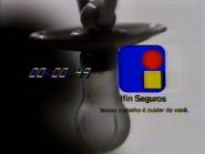 Sigma Ifin Seguros clock 1994