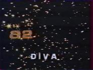 Antenna 2 pre promo ID - Diva - Xmas 1984