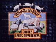 Fromages de Chevre RLN TVC 1985