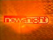 News Night red orange
