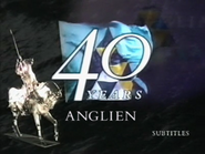 Anglien 40 years 1999