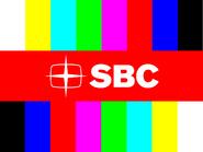 SBC testcard - 1982