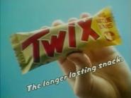 Twix AS TVC 1981