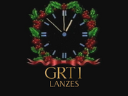 GRT1 Lanzes Christmas 1986 clock