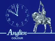 Anglien colour clock 1969