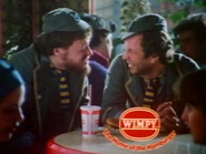 Wimpy AS TVC 1980