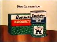 Batchelors AS TVC 1980
