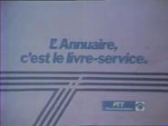 PTT RLN TVC 1983