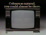 Philips Colour TV AS TVC 1983