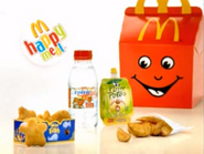 French McDonald's Happy Meal TVC 2004 - 2