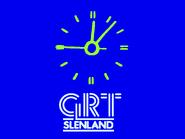 GRT Slenland clock 1984