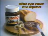 Nutella RLN TVC 1991