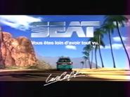 Seat RL TVC Tomb Raider 1998