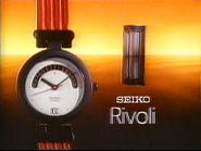 Seiko Rivoli Gonghei Neicao TVC 1986