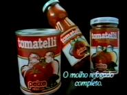Tomatelli Peixe TVC 1987