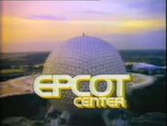 Walt Disney World Epcot Center TVC 5-15-1988