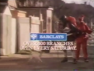 Barclays AS TVC 1985