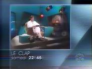 RQ promo Le Clap 1989