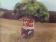Cadbury's Fruit and Nut AS TVC 1985