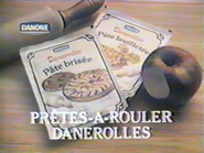 Danone Danerolles TVC 1981
