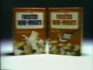Kellogg's Frosted Mini Wheats TVC - 1-29-1989 - 1