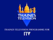 Thaines ITV endcap 1990