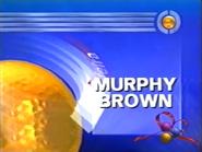 Canal 1 da TN promo - Murphy Brown - New Years Day 1996 (01-01-1996)