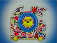 Flik Flak RLN clock puzzle prize TVC 1996