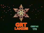 GRT Lanzes ID Xmas 1984
