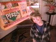 Lunchables Pizza URA Cheyenne and Cardinalia TVC 1996 1