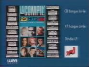 NRJ La Compil RLN TVC 1990