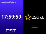 CST 2002 clock (Astral)
