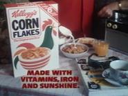 Kelloggs Corn Flakes AS TVC 1982