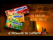 La Vache Que Rit Apericube RL TVC 2000