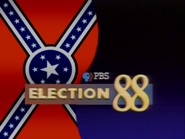 PBS system cue - 1988 Elections - 1988