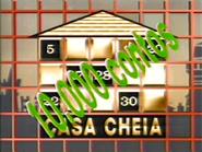 Canal 1 da TN promo - Casa Cheia - 1991
