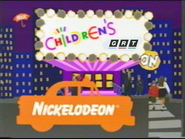 Childrens GRT on Nickelodeon sign-on bumper
