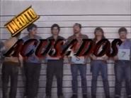 Sigma promo - Acusados - Supercine - 1991