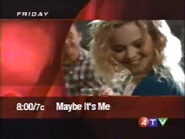 4TV promo - Maybe It's Me - 2002