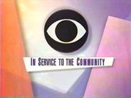CBS Service template 1990-92