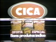 CICA beans TVC 1988