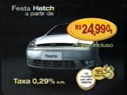 Ford Palesia - Seu Dia de Sorte TVC 2004 - 1