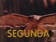 Sigma promo - O Feitico de Aquila - Tela Quente - 1988 - 2