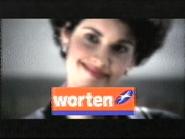 TN1 sponsorship billboard - Worten - 2001