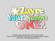 Zayre TVC 1991