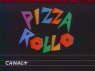 Canal Plus ID - Pizzarollo - 1990