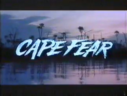 Cape Fear movie TVC - URA - 1991 - 1