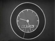 GRT TV clock 1963