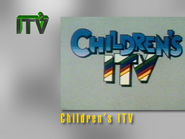 ITV2 slide - Children's ITV - 1986