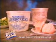 Country Crock Churn Style URA TVC 1991
